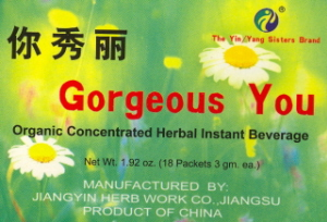 Yin Yang Sisters Chinese herbs from East Earth Trade Winds