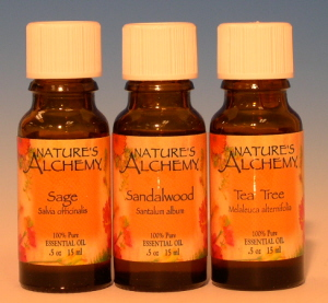 Essential oils from East Earth Trade Winds