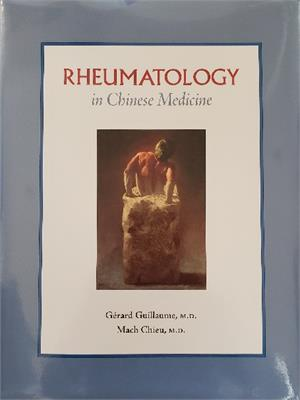 RHEUMATOLOGY IN CHINESE MEDICINE